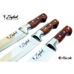 Beyaz Önlüklü Kasap Bıçağı - 3 (SET)