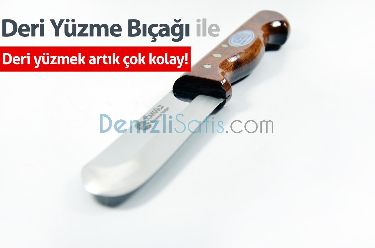 Deri yüzme bıçağı nasıl olmalı? - Kurban Bıçakları